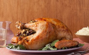 Picture dish, spices, Turkey