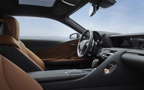 Picture Lexus, salon, Limited Edition, LC 500, 2019