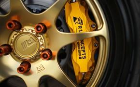 Picture Disk, Wheel, Nissan, 240SX, 1996, Brake disc, Rocket Bunny kit, Nissan 240SX, Nut, Nissan 240SX …