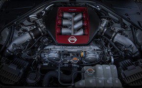 Picture Nissan, GT-R, motor, R35, Nismo, 2020, 2019