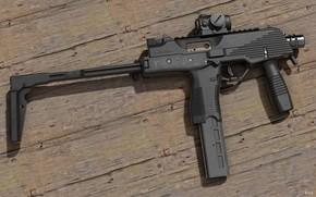 Picture Switzerland, The gun, MP9