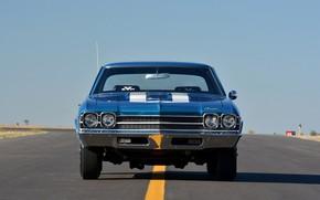 Picture Chevrolet, Chevelle, Vehicle, Yenko SC