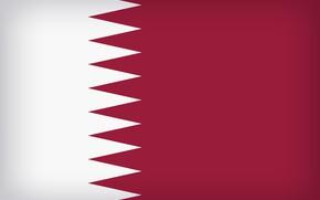 Picture Flag, Qatar, Qatari, Qatar Large Flag, Flag Of Qatar