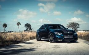Picture BMW, Sky, Blue, Cloud, F80