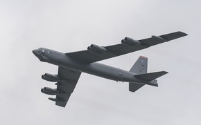 Picture B-52H, BOEING, BOEING B-52H STRATOFORTRESS