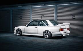 Picture BMW, E30, m3