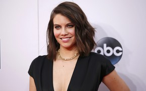 Picture smile, model, makeup, actress, hairstyle, neckline, brown hair, beauty, photoshoot, hair, Lauren Cohan, Lauren Cohan, …