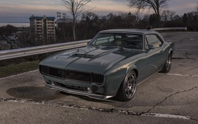 Picture Chevrolet, Camaro, Old, Muscle car, Vehicle