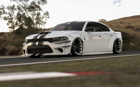 Picture Auto, Machine, Dodge, Car, Render, Charger, Dodge Charger, Rendering, Transport & Vehicles, Rostislav Prokop, by …