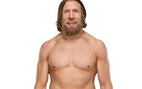 Picture pose, smile, beard, wrestler, hair, WWE, SmackDown, Bryan Danielson, Daniel Bryan, Daniel Bryan