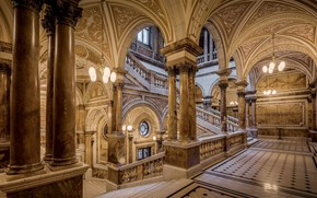 Picture Glasgow, Stairs Chambers, Kelvingrove Museum, George Sq. Glasgow, Glasgow City Chambers Staircase