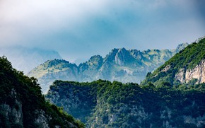 Picture Nature, Mountains, Trees, Mountain, Forest, Landscape, Nature, Sky, Landscape, Italy, Mountain, Mountains, Forest, Trees, Woods, …