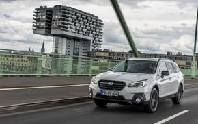 Picture the city, Subaru, Outback, 2020, 2019, Sport X