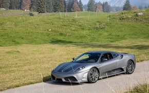 Picture Ferrari, Scuderia, Rosso, Novitec