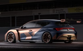 Picture Leon, Competition, Seat, Cupra, 2020