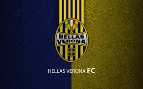 Picture wallpaper, sport, logo, football, Hellas Verona, Italian Seria A
