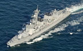 Picture Japan, squadron, destroyer, Takanomi