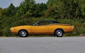Picture Dodge, Car, Yellow, Super Bee