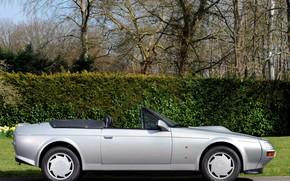 Picture Prototype, side view, Aston Martin V8 Vantage Volante Zagato