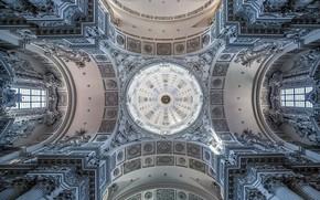 Picture Munich, Symmetrie, Church
