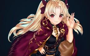 Picture Fanart, Rin Tohsaka, Fate/Grand Order, Pixiv, Fanart From Pixiv, Lancer (Ereshkigal)