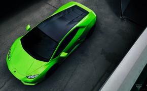 Picture Lamborghini, supercar, Huracan