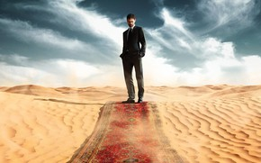 Picture tv series, tyrant