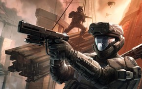 Picture Weapons, Equipment, Futurism, Halo 3: ODST