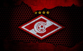 Picture wallpaper, sport, logo, football, Spartak Moscow