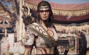 Picture Greece, girl, assassins creed, Cassandra, Kassandra, greece, warrior, Assassin's creed, Amazon, odyssey, Odyssey, Assassins Creed …