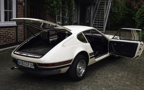 Picture coupe, Volkswagen, body, 1972, SP2
