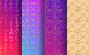 Picture background, pattern, texture, ornament, pattern, seamless, Geometric