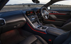 Picture coupe, BMW, salon, 2018, 8-Series, 2019, M850i xDrive, Eight, G15