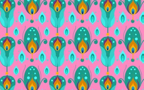 Picture background, pattern, texture, Background, feather, peacock, Pattern