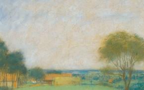 Picture picture, Jozsef Rippl-Ronai, Hungarian Landscape, Jozsef Rippl-Ronai
