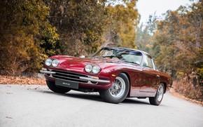 Picture Lamborghini, Classic, 1967, Classic car, Gran Turismo, 400 GT 2+2, Lamborghini 400 GT 2+2