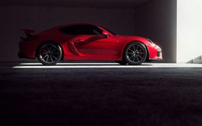 Picture Red, Auto, 911, Porsche, Machine, Red, Sports car, Transport & Vehicles, by Xianhua 1991, Xianhua …