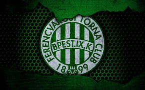 Picture wallpaper, sport, logo, football, Ferencvaros