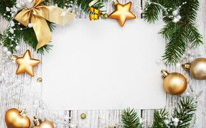 Picture decoration, holiday, tree, new year, composition, Olena Rudo