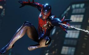 Picture people, spider, Marvel's Spider-Man
