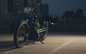 Picture Bike, Custom, Motorcycle, Bobber