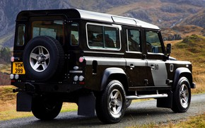 Picture 2008, Land Rover, Defender, the five-door, SVX, 60th Anniversary Edition