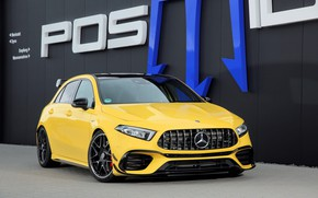 Picture Mercedes, AMG, 2020, Mercedes-AMG A45 RS
