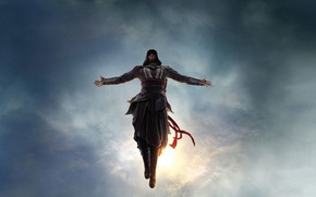 Picture guy, swords, Assasin's Creed