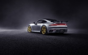 Picture 911, Porsche, Carrera, TechArt, 992, 2019