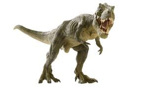 Picture toy, plastic, dinosaur