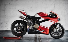Picture motorcycle, bike, Superleggera, Ducati, 1299
