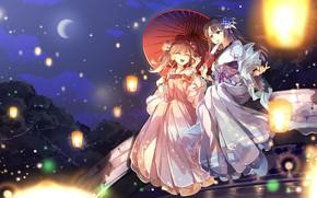 Picture Girls, Anime, Art, tricolour lovestory