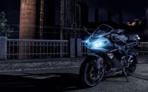 Picture ZX-6R, Kawasaki Ninja, Kawasaki Ninja ZX-6R, 2019 Bikes