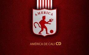 Picture wallpaper, sport, logo, football, America De Cali